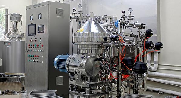 disk separators in steam-sterilizable